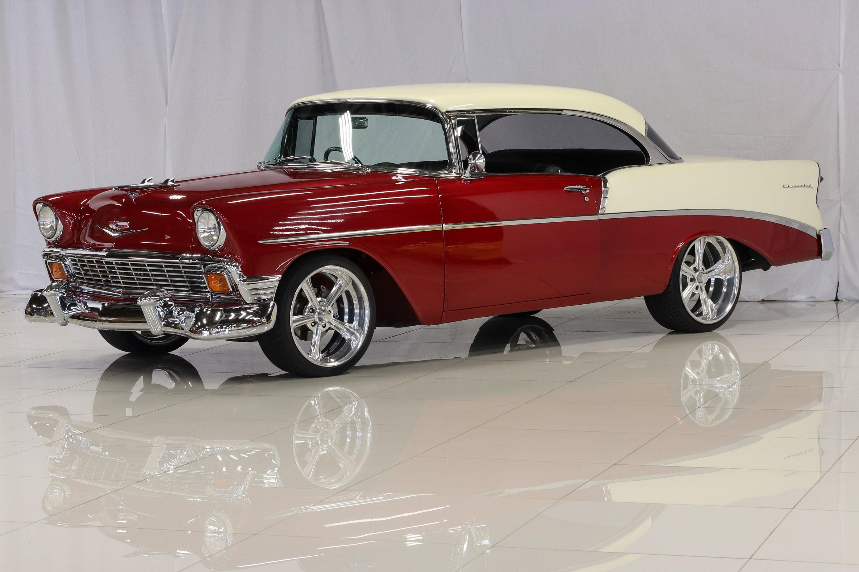 1956 Chevrolet Belair 2 Door Hardtop | Creative Rides