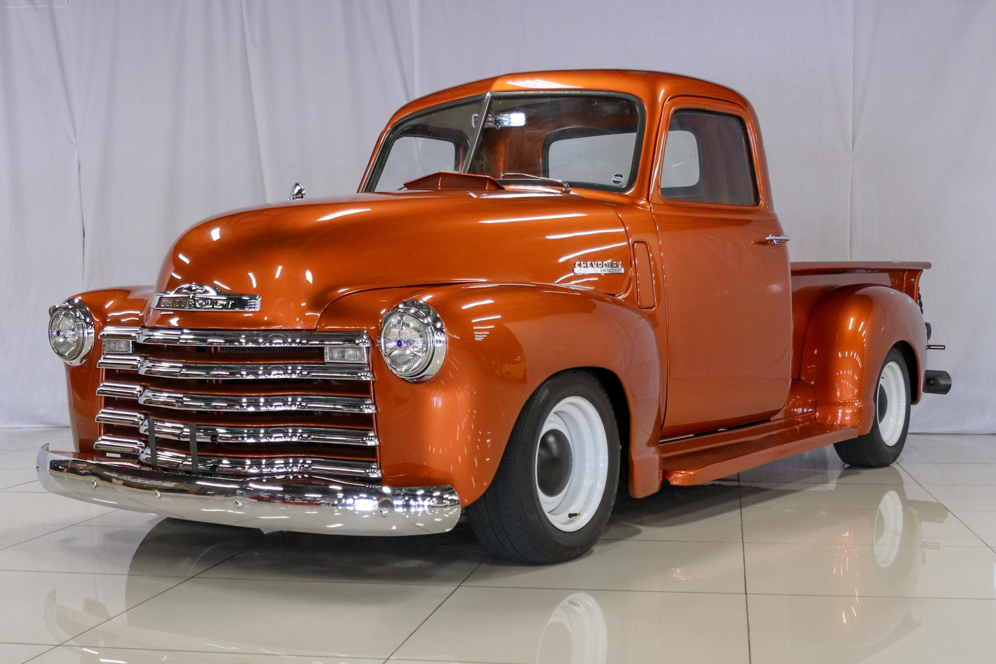 1948 Chevrolet Pickup Truck View By Appointment Creative Rides 1954 Pick Up