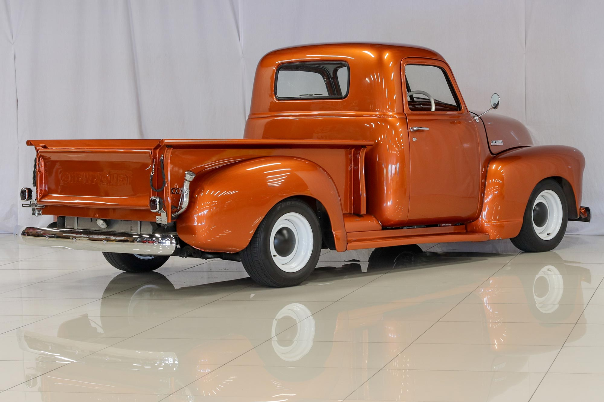1954 Chevrolet Pickup Truck View By Appointment Creative Rides Vehicle Overview