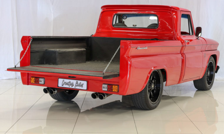 1966 Chevrolet C10 Fleetside Custom Pickup | Creative Rides