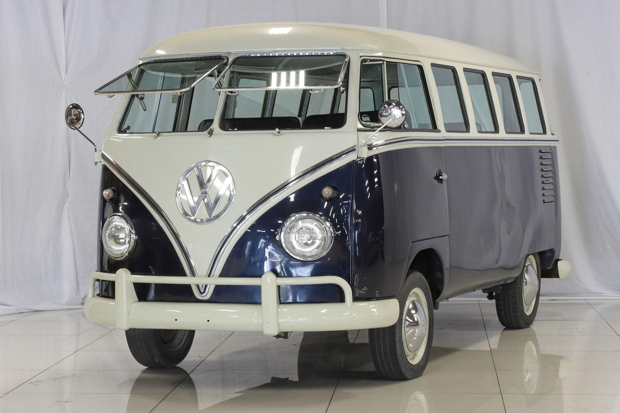 1963 Volkswagen Deluxe Creative Rides