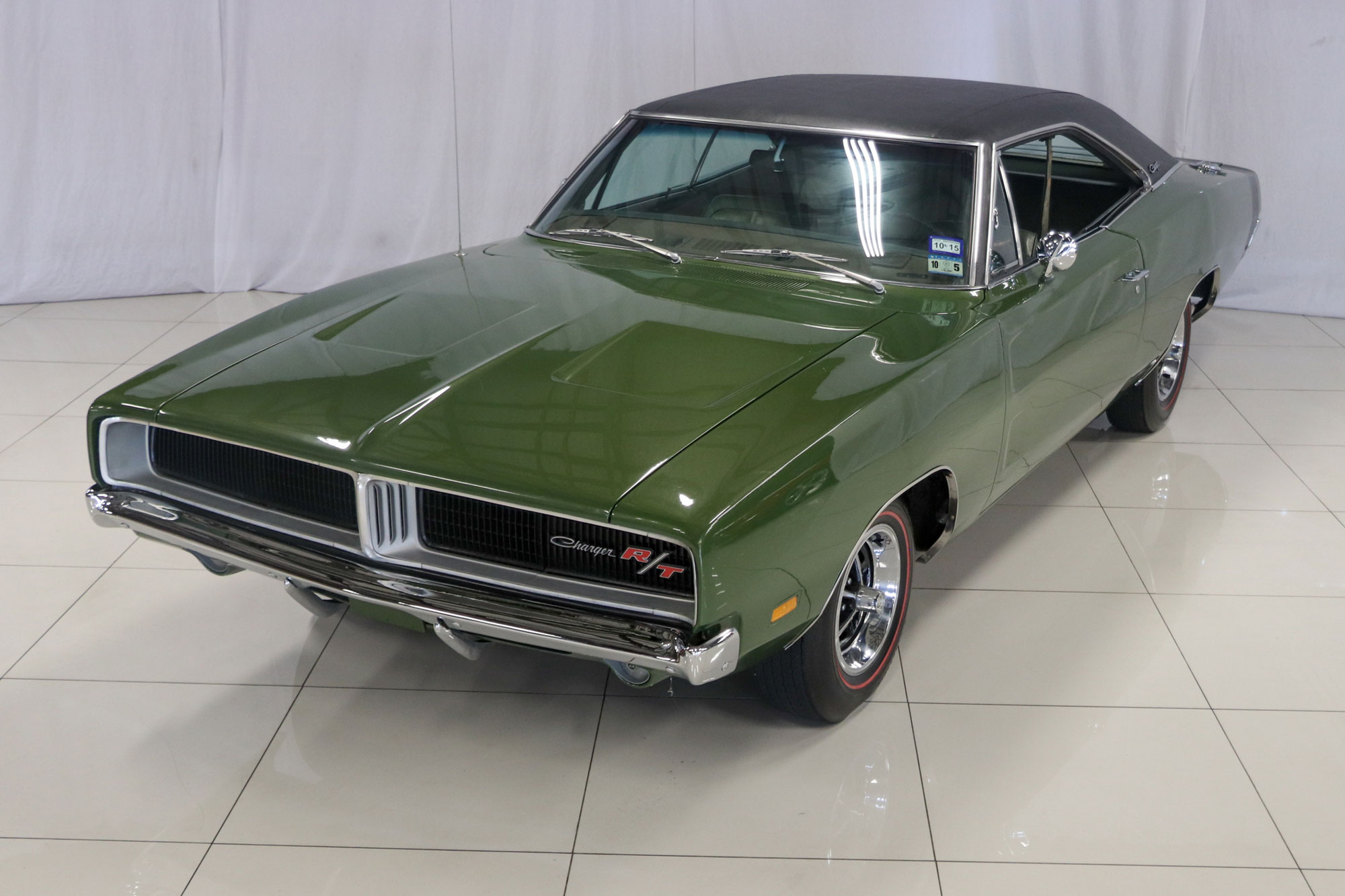 1969 Dodge Charger Creative Rides Blower Motor R1100000