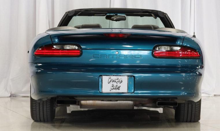 1995 Chevrolet Camaro Z28 Convertible - Creative Rides
