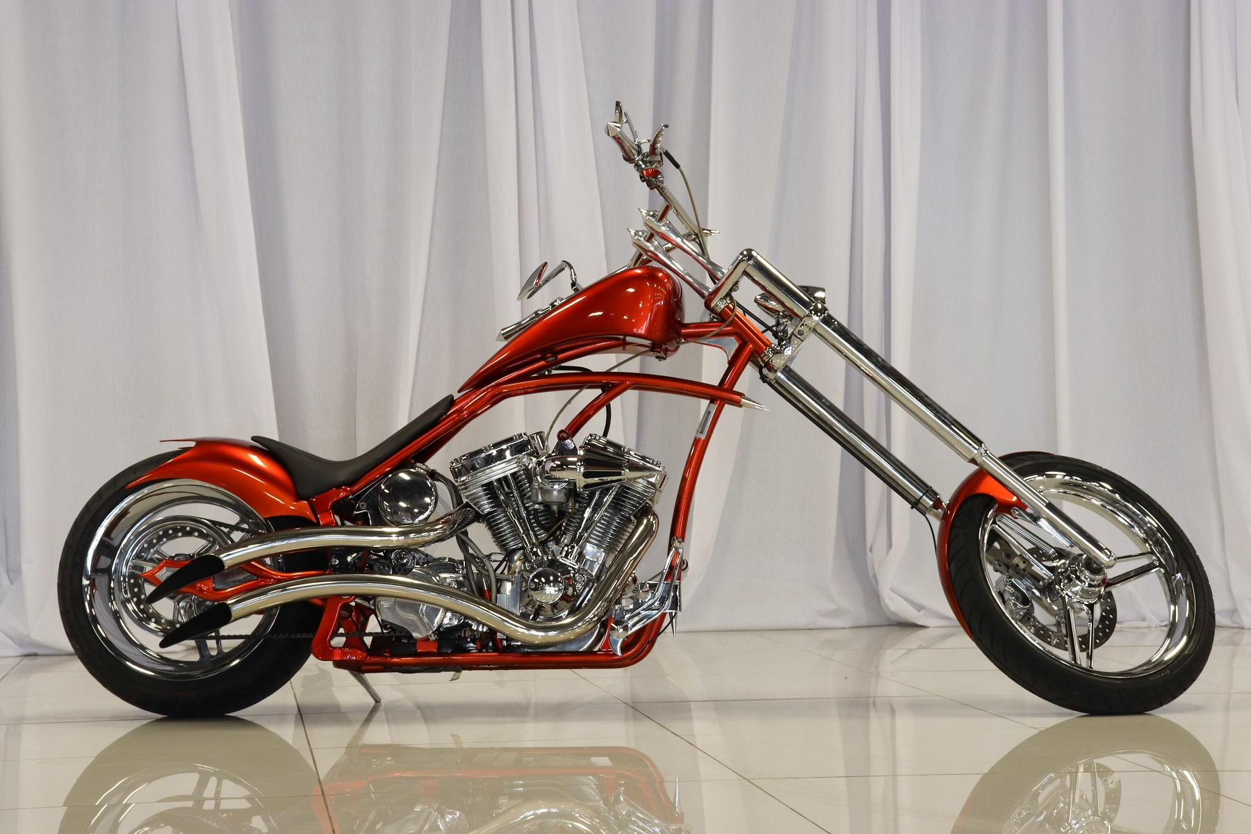 2010 Harley Davidson Custom Long Bike - Creative Rides