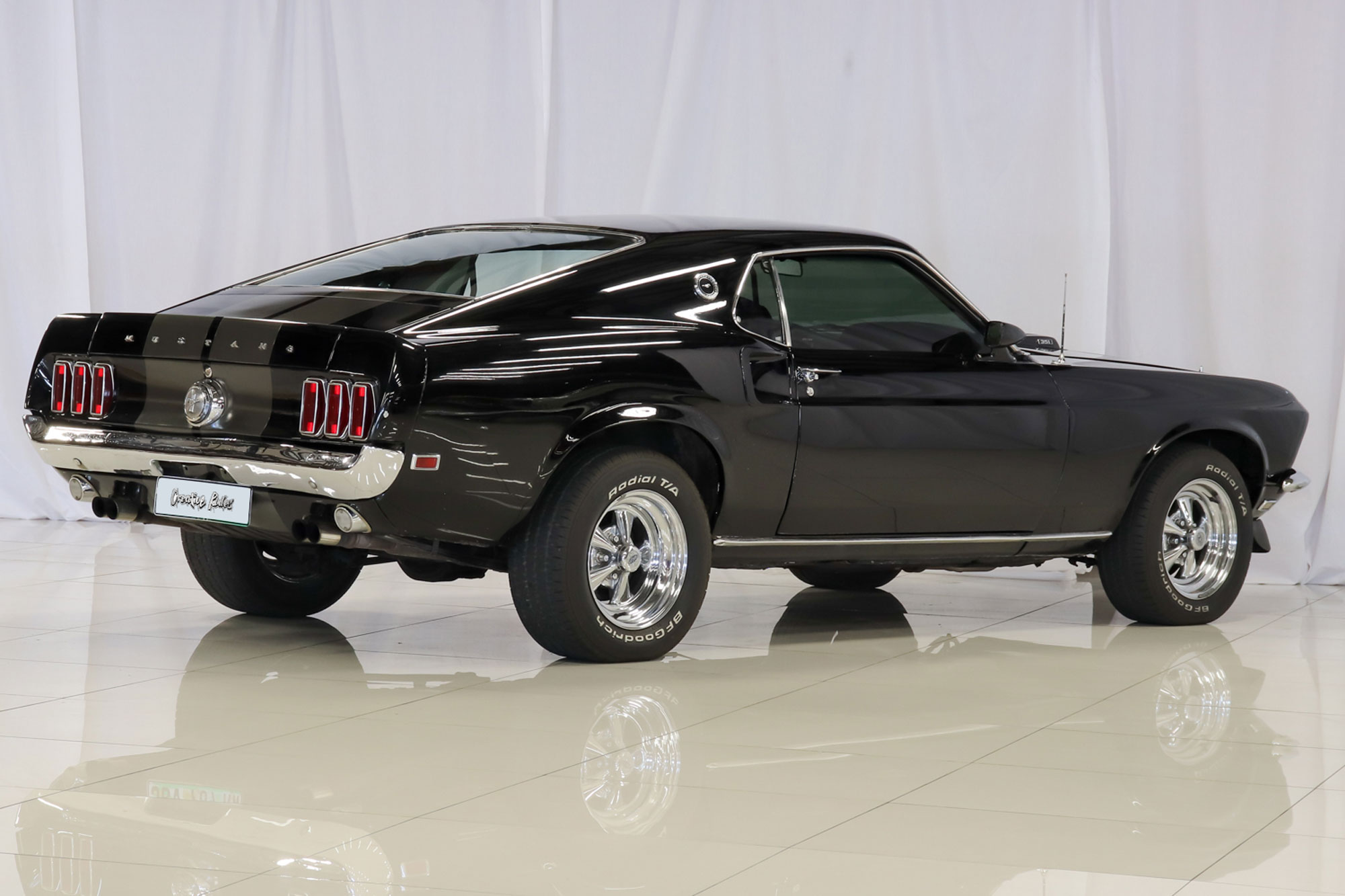 1969 Ford Mustang Fastback Mach 1 Creative Rides 2 Sold