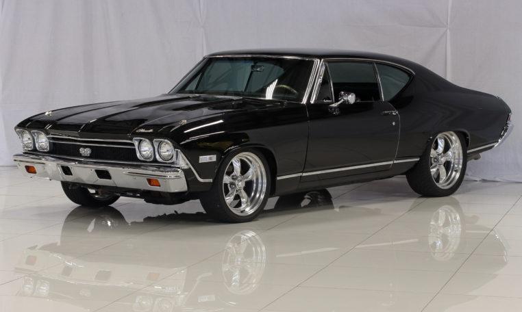 1968 Chevrolet Chevelle SS 396 | Creative Rides