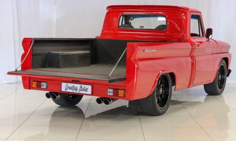 1966 Chevrolet C10 Fleetside Custom Pickup   Creative Rides