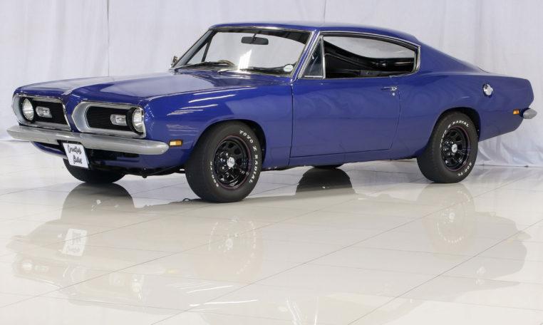 Niche Wheels Mustang >> 1969 VALIANT BARRACUDA CUSTOM - Creative Rides