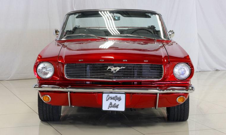 1965 Ford Mustang Convertible Creative Rides