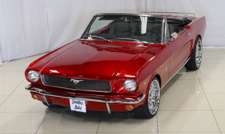 Niche Wheels Mustang >> 1965 Ford Mustang Convertible - Creative Rides