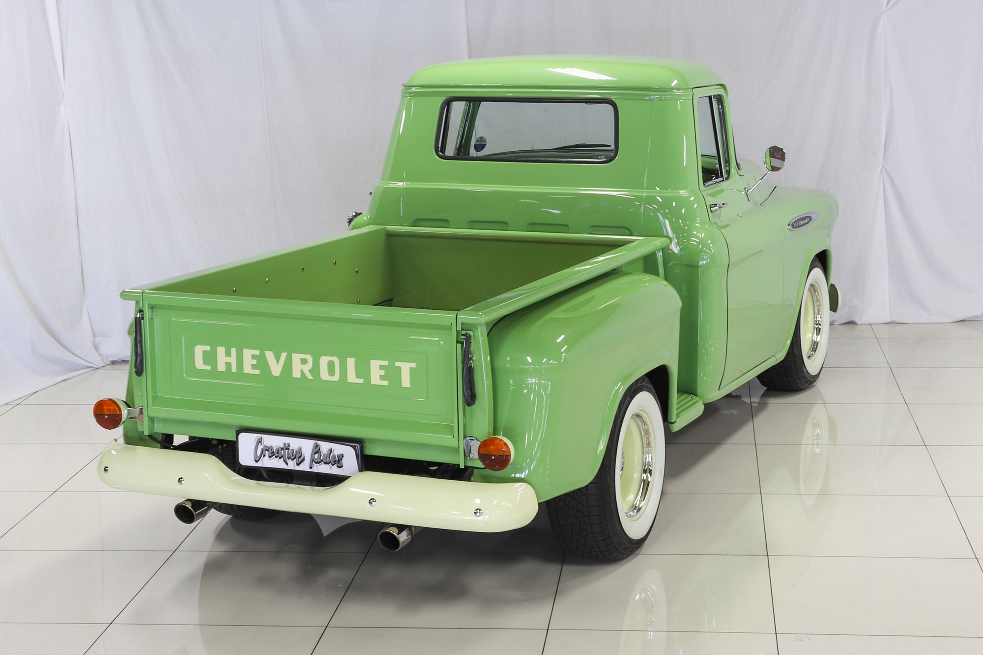 1957 Chevrolet 3100 Pickup Truck Creative Rides Pick Up Sold