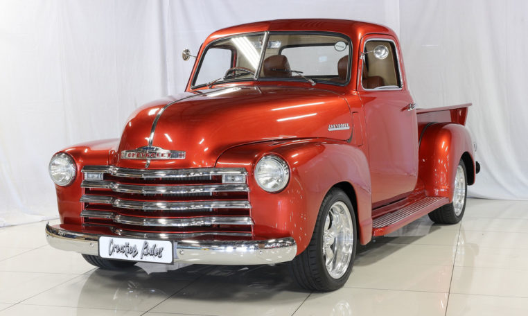 1948 Chevrolet 3100 Pickup Truck Creative Rides