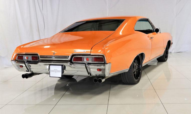 1967 Chevrolet Impala Ss Creative Rides