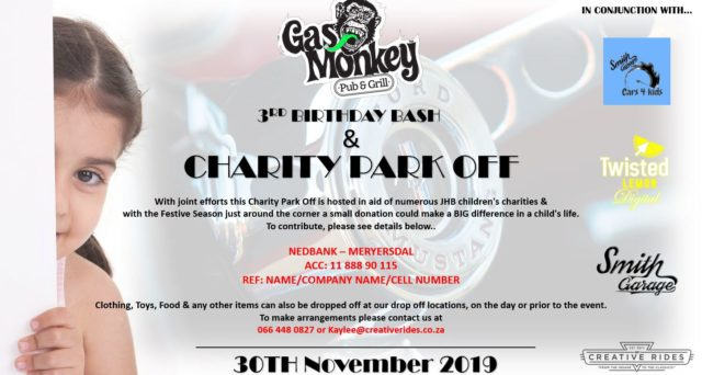 CARS FOR KIDS CHARITY FINAL